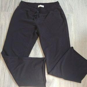 Old Navy black sweat pants